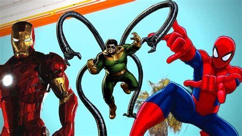 dr octopus iron man   creator  octopus