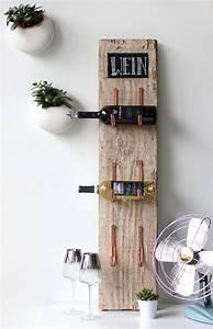 Weinregal Aus Holz : 17 ideen zu rustikale weinregale auf pinterest palette ~ Pilothousefishingboats.com Haus und Dekorationen