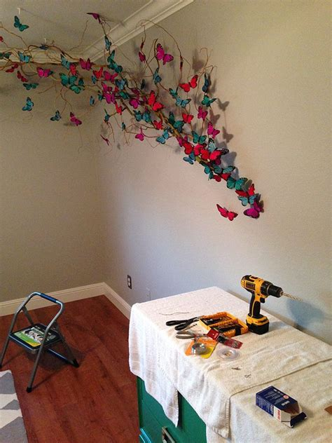 butterfly nursery decor best 25 butterfly wall decor ideas on diy