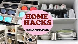 Ordnung Schaffen Ideen : home hacks mit einfachen tricks ordnung schaffen youtube ~ Watch28wear.com Haus und Dekorationen