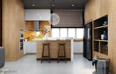 wooden kitchen design ideas modern kitchen designs with wooden accent decor brings a 1634