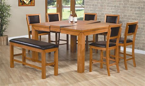 dining room table with bench dining room table seats 12 for big family homesfeed