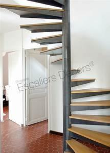 Escalier Colimaçon Pas Cher : escalier colima on carr escaliers d cors ~ Premium-room.com Idées de Décoration