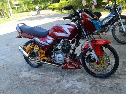 ct 100 bajaj modified