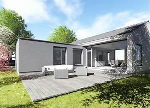 Fertighaus Bungalow 120 Qm : bungalow bauen als fertighaus oder ausbauhaus seite 4 ~ Markanthonyermac.com Haus und Dekorationen