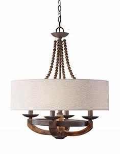 Murray feiss f ri bwd adan chandelier in rustic iron