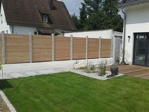 Schöner Sichtschutz Für Den Garten : sichtschutz widmann ideen aus holz f r den garten ~ Sanjose-hotels-ca.com Haus und Dekorationen