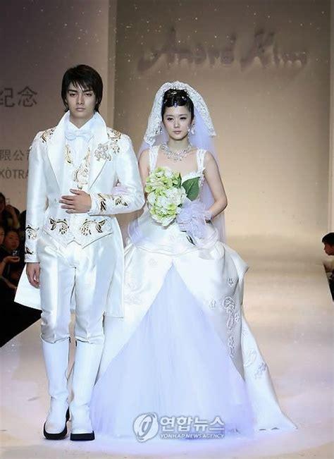 joon  nara andre kims newest runway couple