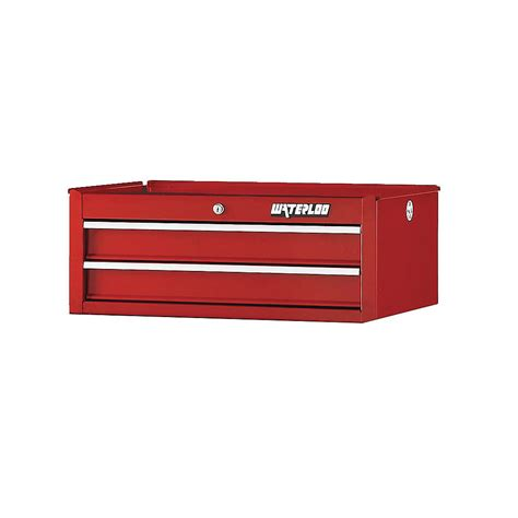 Waterloo 7 Drawer Tool Cabinet by Waterloo Traxx Series Tool Boxes