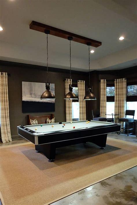 40 lagoon billiard room design ideas