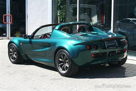 1997 Lotus Elise  Gentry Lane Automobiles