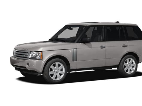 2009 Land Rover Range Rover Reliability Ratings