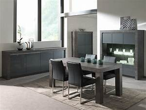 awesome meuble salle a manger gris taupe images amazing With meuble salle À manger avec chaise salle a manger gris clair
