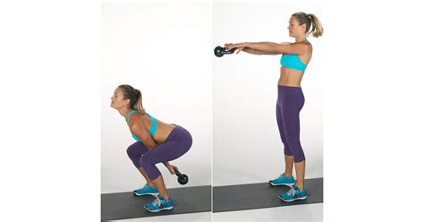 kettlebell swings swing exercise workouts loss weight popsugar fat belly lose exercises workout circuit fitness minute hiit