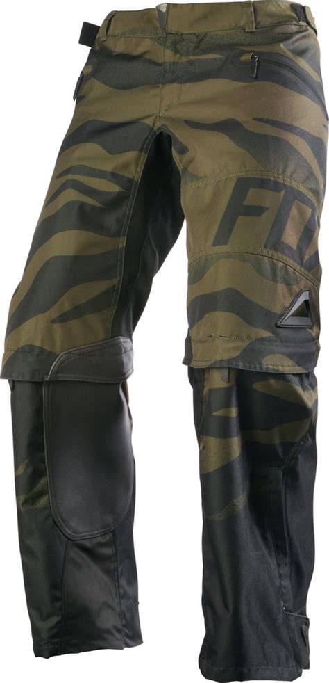 over the boot motocross pants fox racing mens nomad union over the boot convertible mx