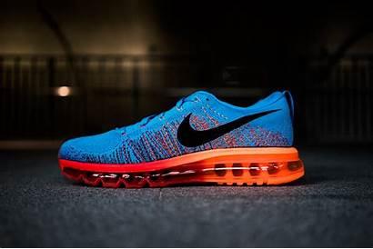 Nike Air Flyknit Running Spring Edition Upper