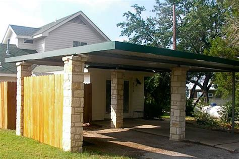 Port Side Garage by The Car Port Reconsidered Carport Design Kaliman