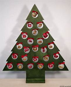 Adventskalender Holz Baum : bauanleitung f r einen christbaum adventskalender bei ~ Watch28wear.com Haus und Dekorationen