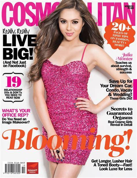 julia montes latest news october 2018 cosmopolitan philippines october 2012 julia montes big
