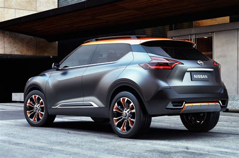 Nissan Kicks Concept Bows In Brazil