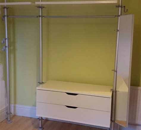 Wardrobe With Drawers And Hanging by 15 Ideas Of Wardrobes Drawers And Shelves Ikea