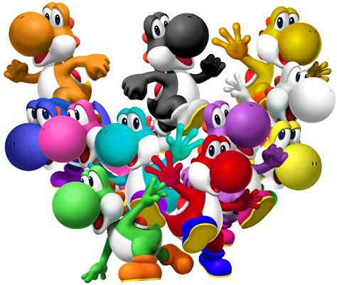 Yoshi Species Nerds Unite Mario Party Super Mario
