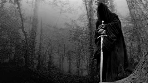 dark gothic death sword wallpaper