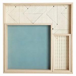 Plateau Deco Design : plateau deco bois set de 3 bois clair house doctor made in design ~ Teatrodelosmanantiales.com Idées de Décoration