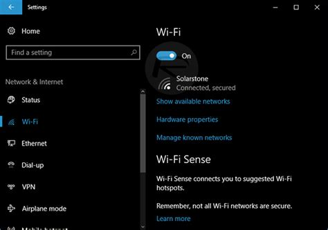 How To Automatically Turn On Wifi In Windows 10 After Few