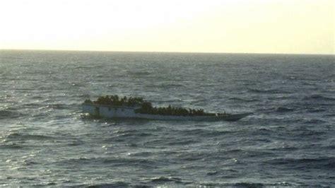 Asylum Boat Capsized by Asylum Boat Capsizes Off The Coast Of Australia Itv News