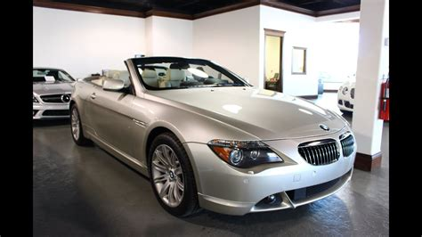 Bmw For Sale In Ohio by 2006 Bmw 650ci For Sale In Canton Ohio Jeff S Motorcars