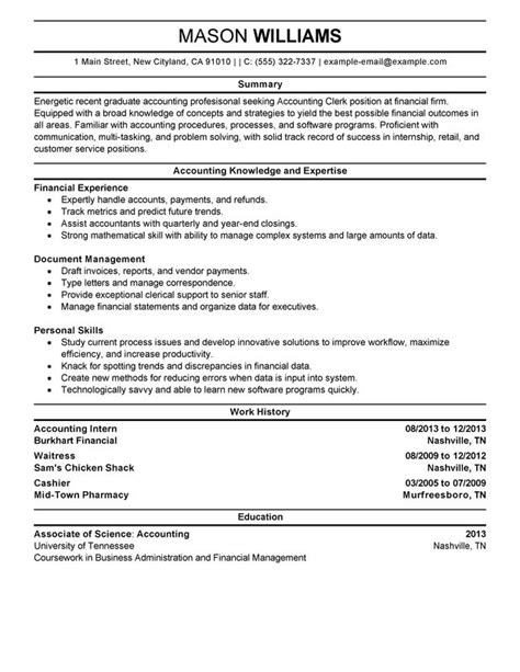 What Skills To Put On Resume For Accounting by 12 Resume Writing Template U2013 Ideas Resume Objective