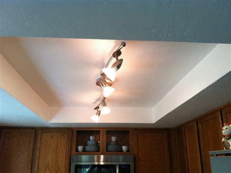 construction kitchen ceiling lighting