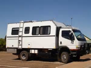 4x4 Off-Road Camper
