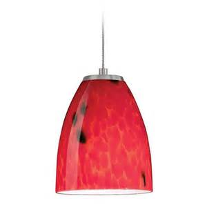 low voltage led mini pendant light with glass pf1000