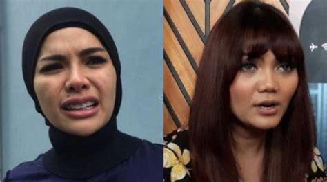 Gaya Hijab Baru Nikita Mirzani Disamakan Dengan Rina Nose