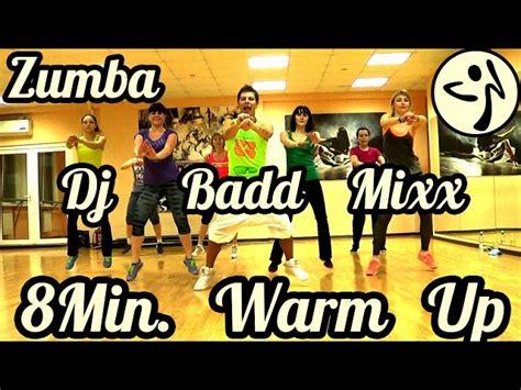 Zumba Fitness Warm Up Zumba Zumbafitness