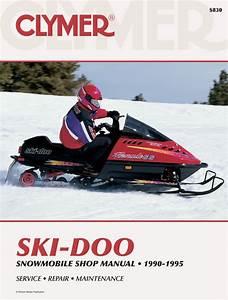Ski Doo Snowmobile Formula Mx