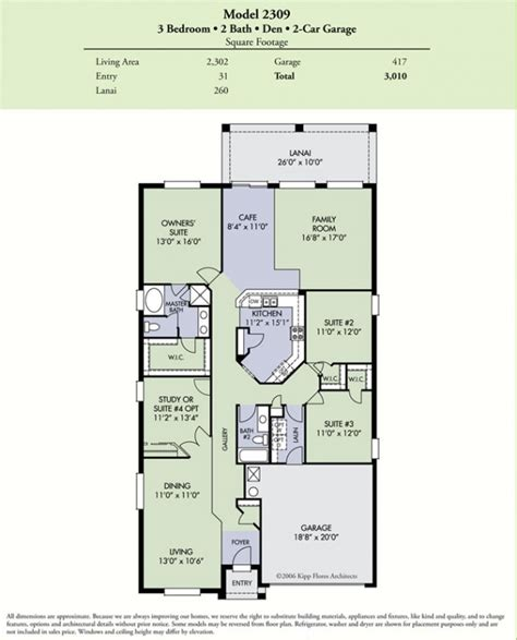 Meritage Homes Palermo Floor Plan by Meritage Homes Floor Plans