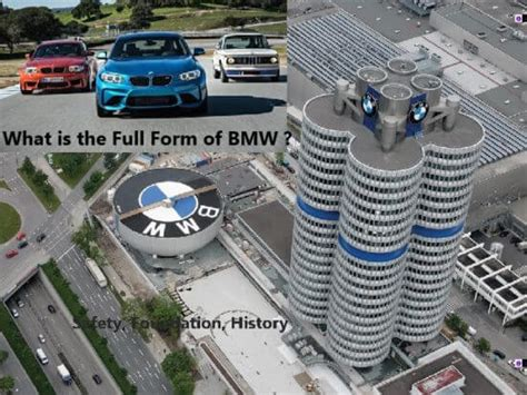 bmw full form in german common facts of bmw full form of bmw owner foundation