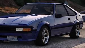 U3010gta V U3011 Toyota Supra Mk2