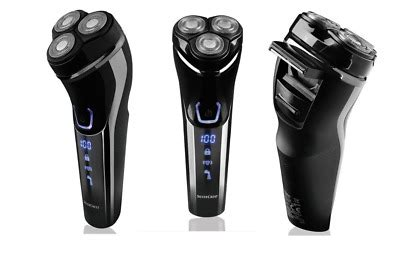 silvercrest rotary shaver personal care mini usb charging