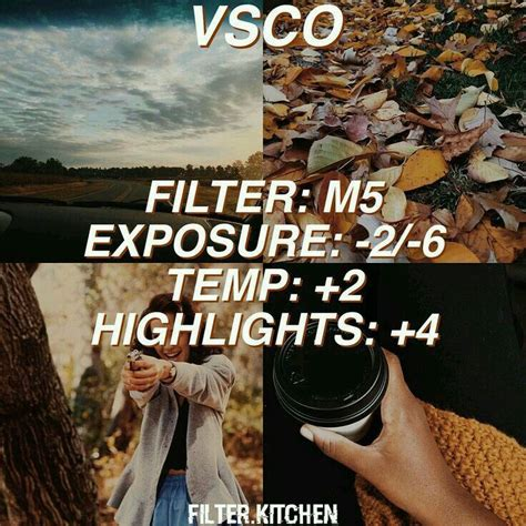 autumn filter photography vsco photography filters
