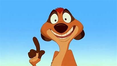 Characters Disney Remember Timon Lion King Cartoon