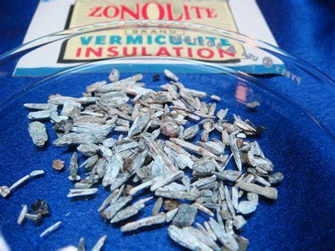 tremolite asbestos  zonolite attic insulation libby