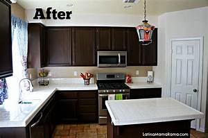 how to refinish your kitchen cabinets 1874