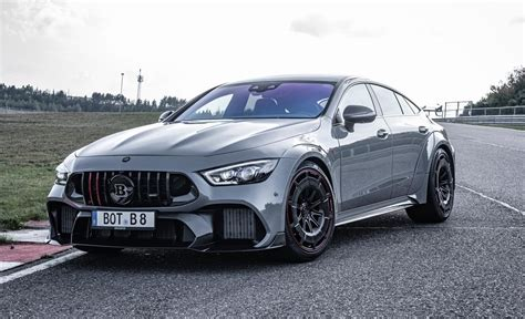 Meet the rocket 900, which although doesn't have a v12 engine like the tuner's previous rocket models, it still packs quite the punch. New BRABUS Rocket 900 debuts, based on Mercedes-AMG GT 63 S | PerformanceDrive