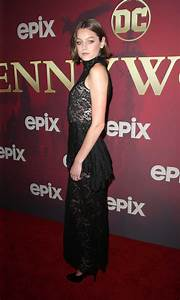 Email Spam Corrin Attends Epix S Pennyworth Premiere In Los