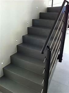 Enduit Béton Ciré : artisan applicateur partenaire beton cire mercadier metz nancy ~ Premium-room.com Idées de Décoration