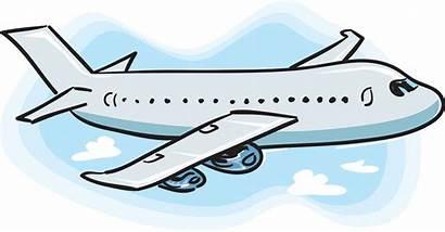 Travel Clip Cliparts Clipart Trip Plane Vacation